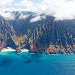 La Napali coast à Kauai