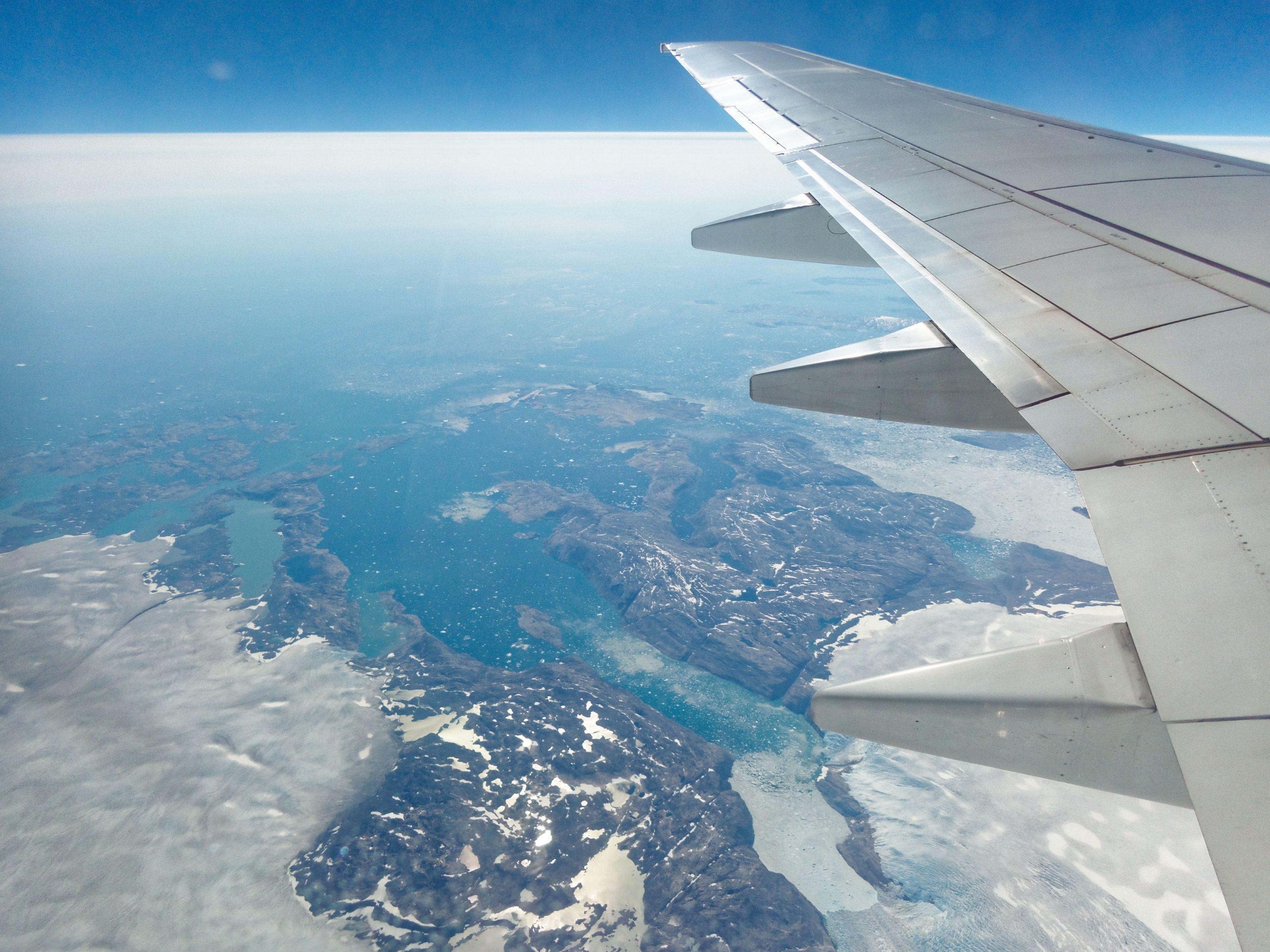 Les fjords de la côte ouest du Groenland