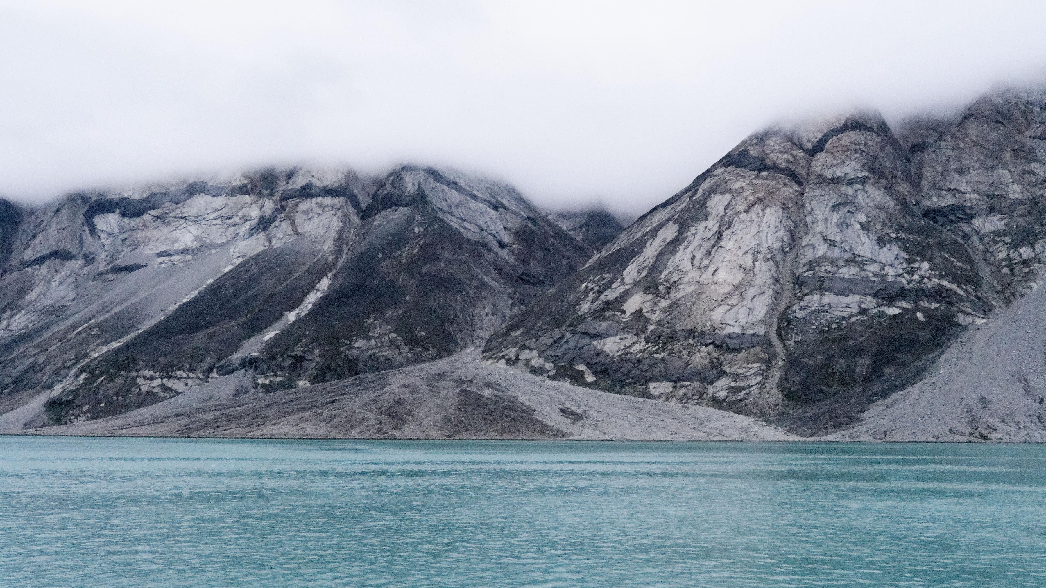 Le fjord de Kangerlussuaq